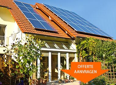 Pronk zonnepanelen reperatie