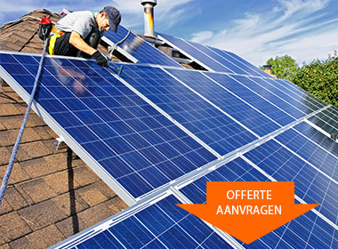Solar zonnepanelen reperatie