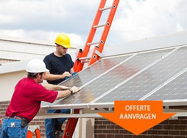 U&R zonnepanelen reperatie
