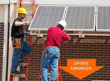 Van Dijk zonnepanelen reperatie